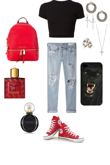 BTS SUGA INSPO OUTFIT #1