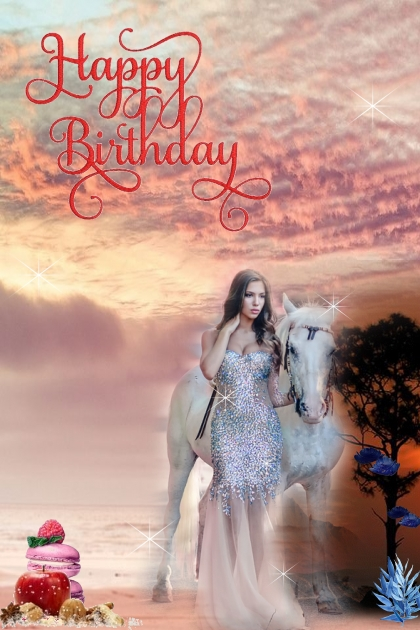 Happy Birthday BeBeauty