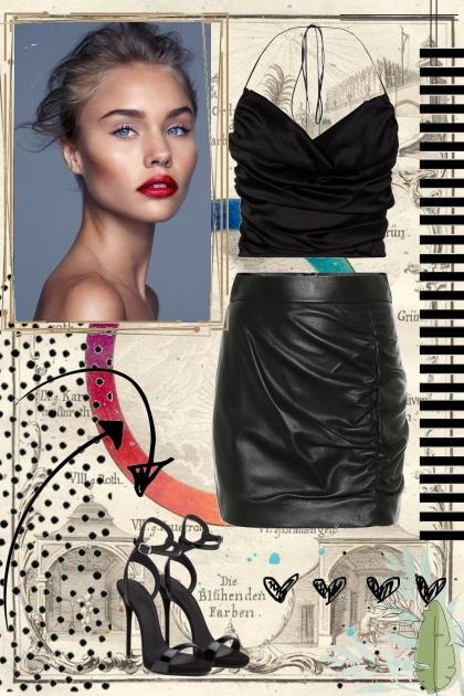 Black Lines- Fashion set