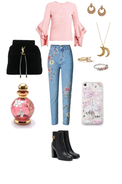 BTS JIN FALL/WINTER INSPO OUTFIT