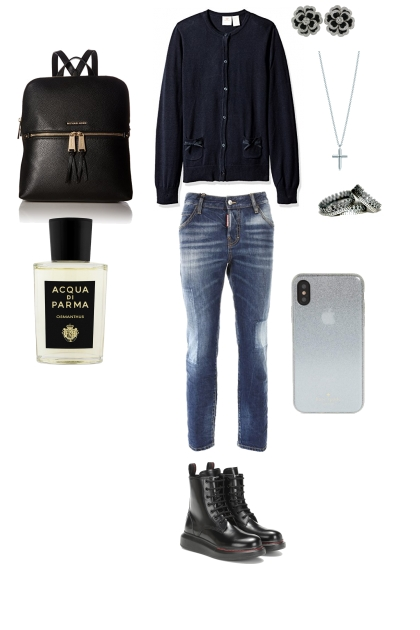 BTS SUGA FALL/WINTER INSPO OUTFIT