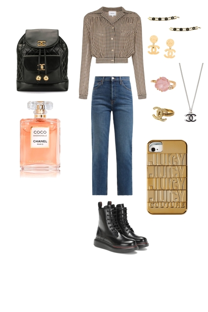 BTS TAEHYUNG FALL/WINTER INSPO OUTFIT