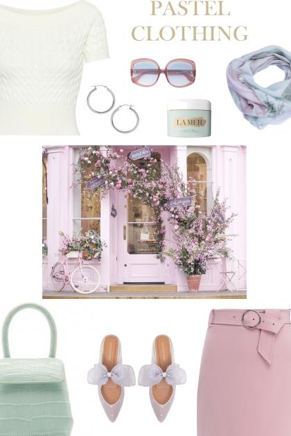 Pastel Colors & Fresh Spring