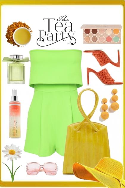 The Tea Party- Fashion set