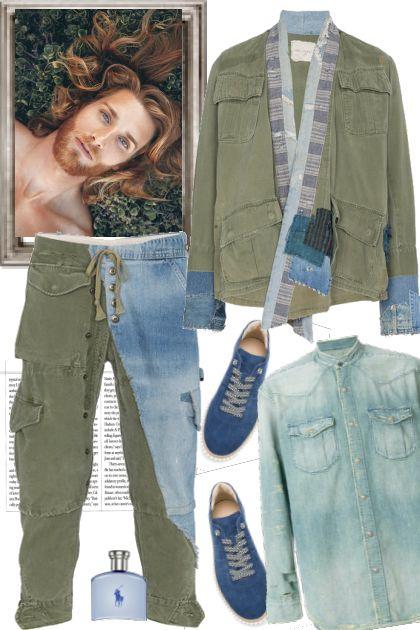 The Men - The Look- Combinazione di moda