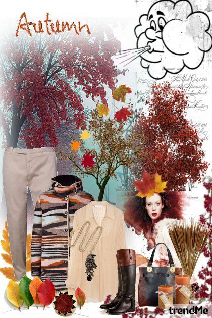 Jesenji vjetrovi....