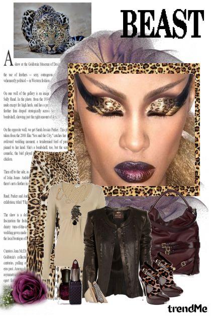 Beauty As A Beast....- Fashion set