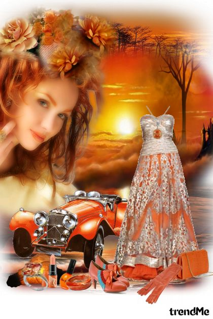 A Touch of Orange......