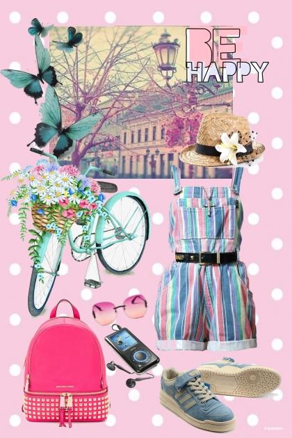 happy- Fashion set