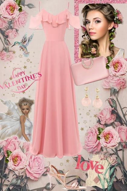San Valentin1- Fashion set