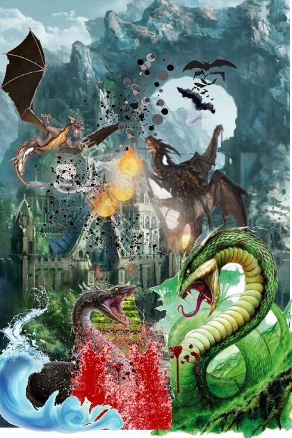 Tower of destruction