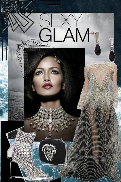 sexy glam- Fashion set