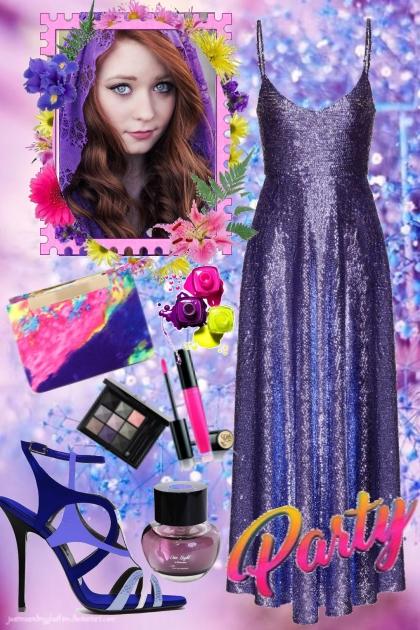 violet party