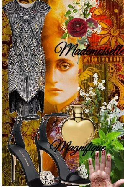Mademoiselle magnifique