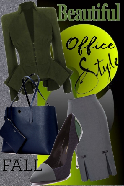 Beautiful office style