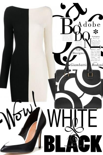 Black & White- Kreacja