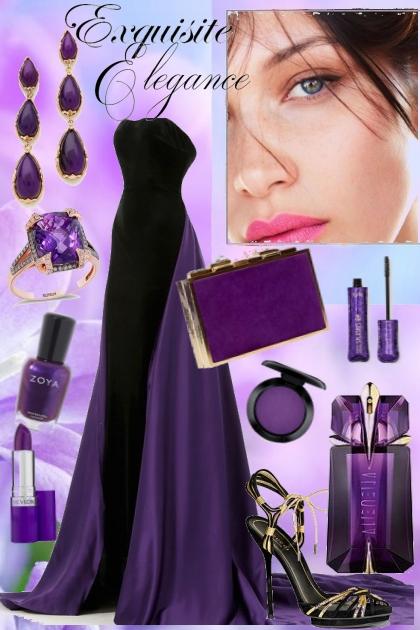 Exquisite elegance- Modna kombinacija