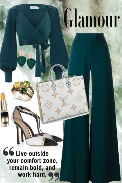 green glamour