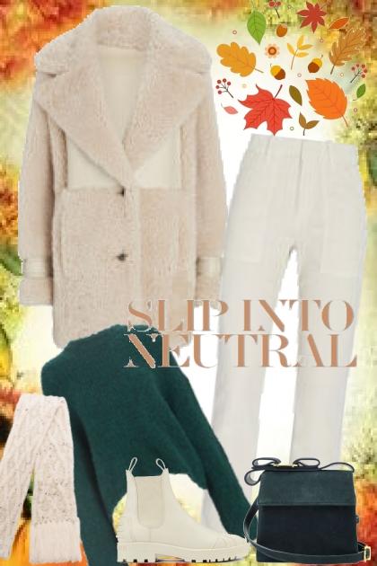 Slip into neutral