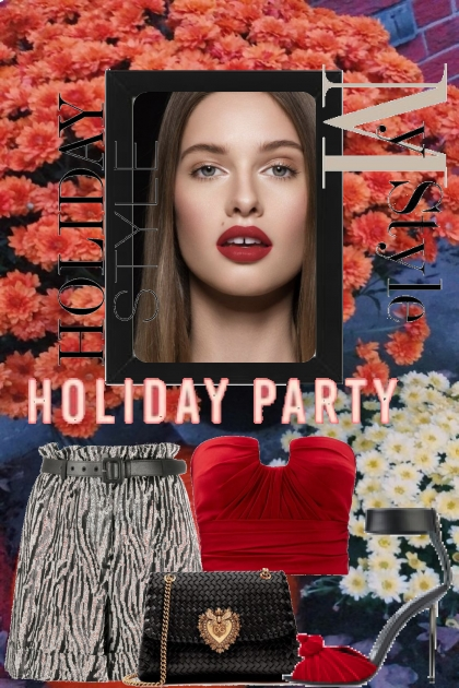 Holiday Summer Party