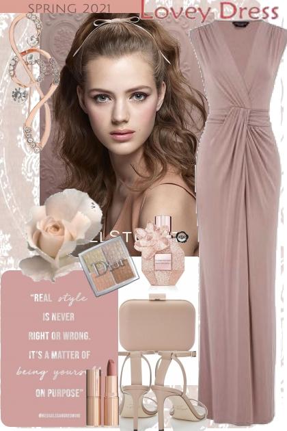 Spring 2021 dress