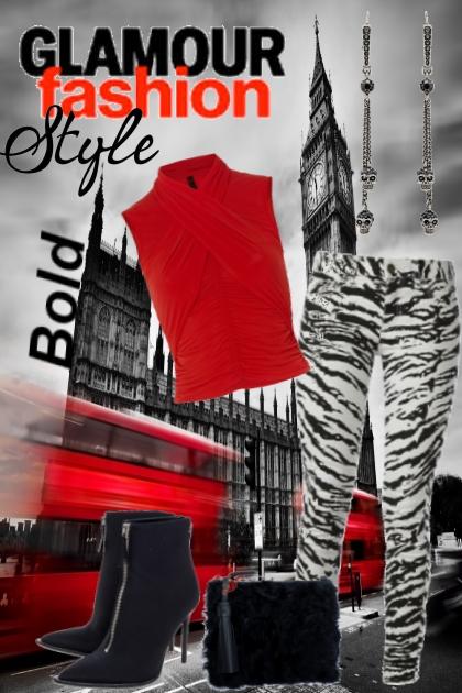Bold style