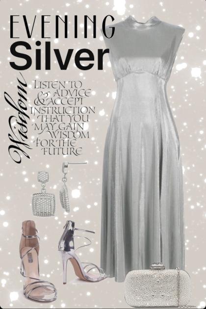 Evening silver
