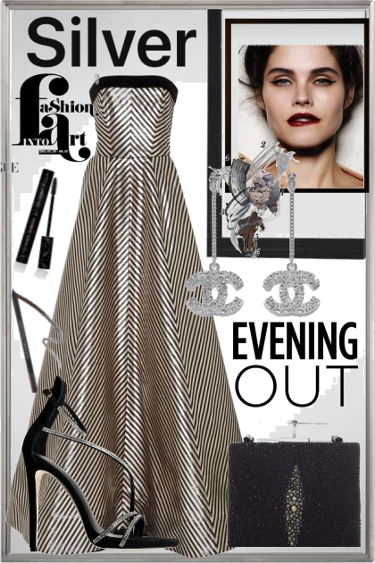 Silver evening out