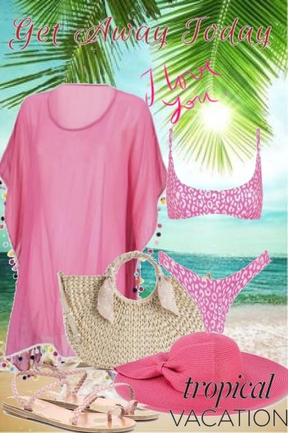 Pink getaway