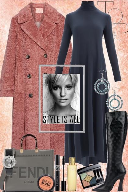 Style is all- Combinaciónde moda