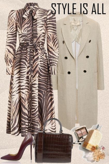 Style is all II- Combinaciónde moda