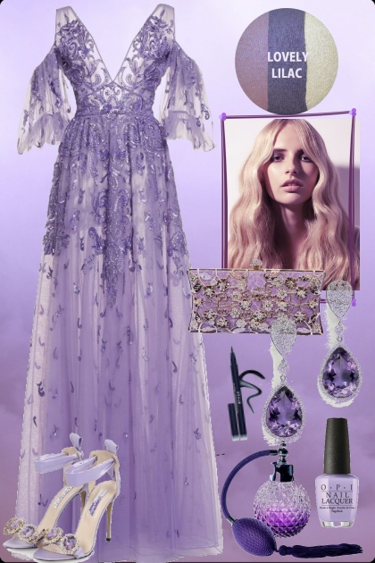 Lovely lilac