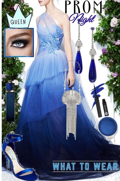 Prom night queen