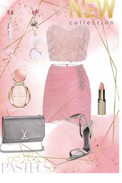 Perfect pink style
