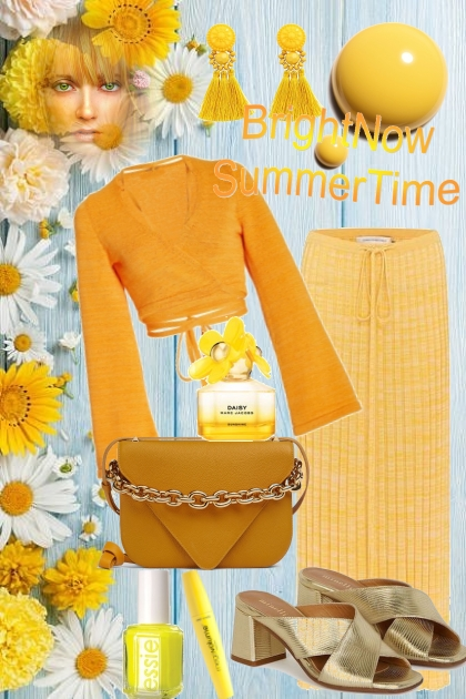 Bright summer time