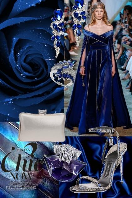 Blue magic evening
