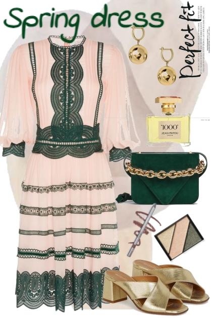 2021 Spring dress