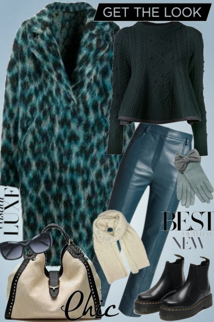 Winter Casual luxe