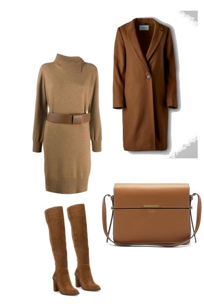 Winter set dress