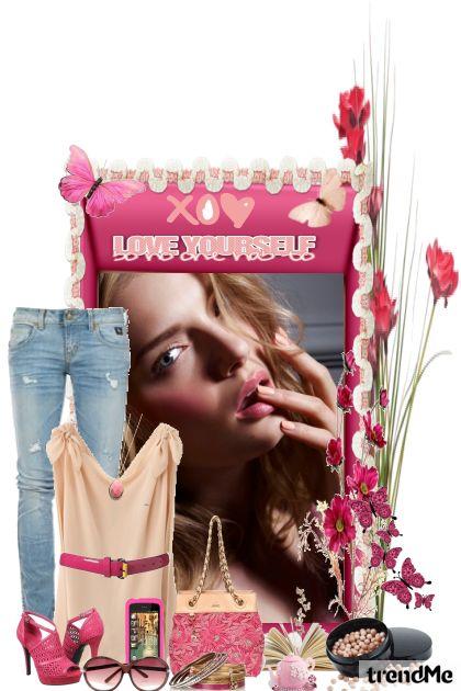 meu mundo cor de rosa sonhos de menina