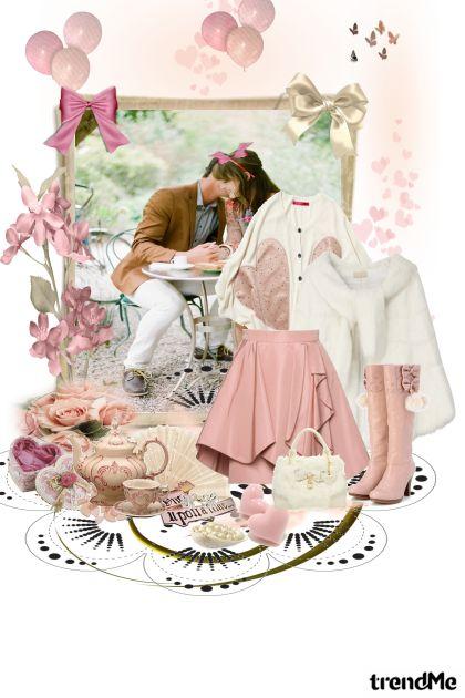 AMOR ETERNO ♥♥♥ - Modna kombinacija