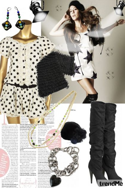 Glamour in Black&White
