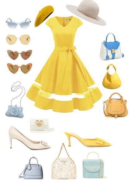 Yippy Yay Yellow