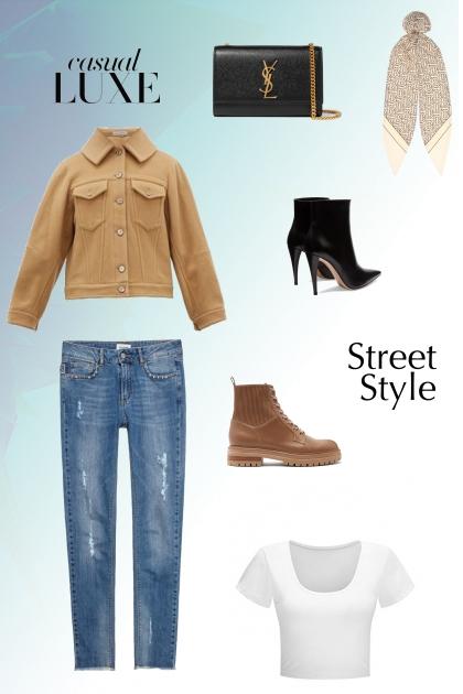 O #1- Fashion set