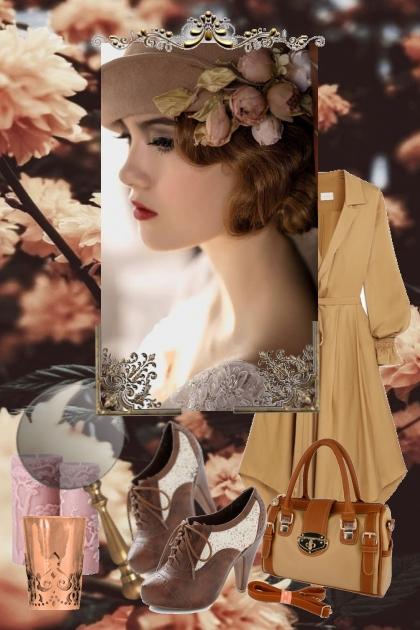 Gumshoe Gibson Girl