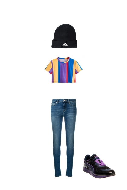 Outfit sixteen
