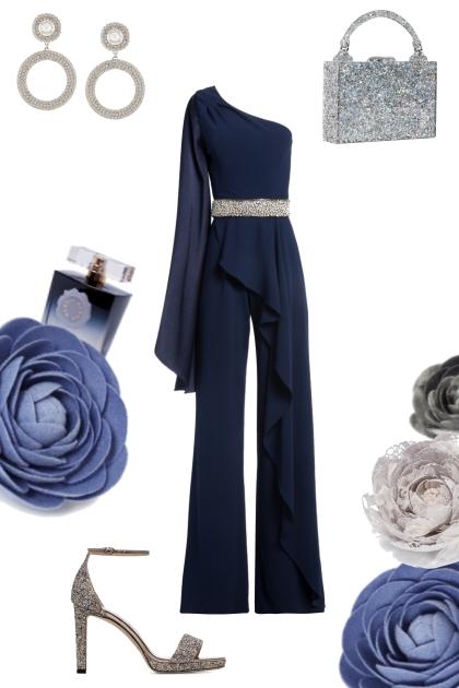Elegant BlueNight
