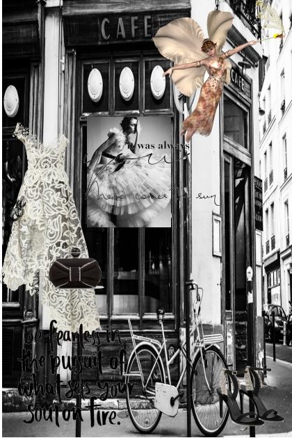 Cafe- Fashion set