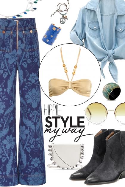 #1 Style My Way: Hippie