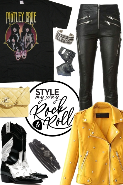 #2 Style My Way: Rock & Roll
